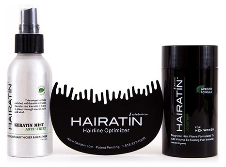 Hairatin Products