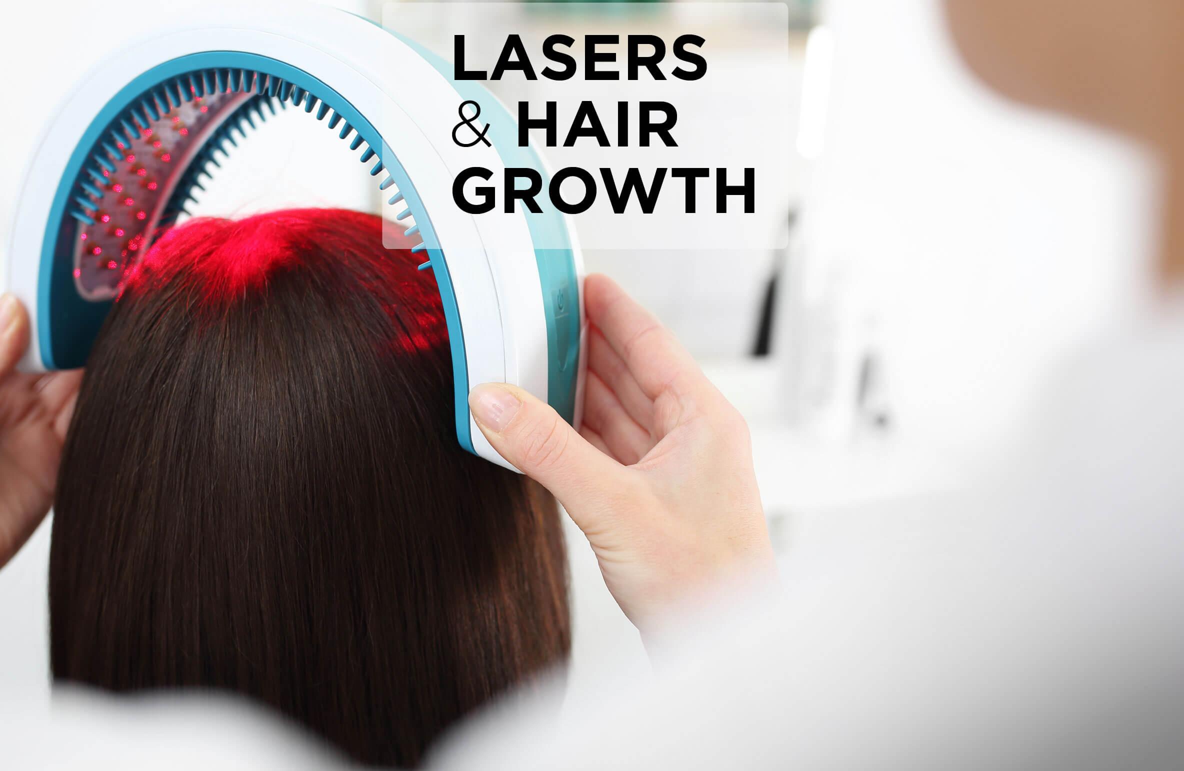 Laser Light Treatment For Hair